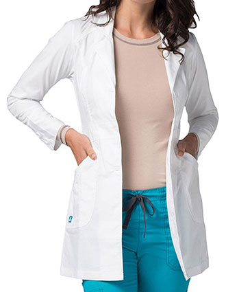 AD-3306-Adar Pop-Stretch 32 Inch Women's Perfection Lab coat