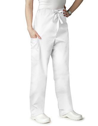 AD-504-Adar Unisex Two Pockets Drawstring Scrub Pants