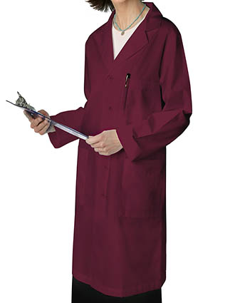 AD-80304-Adar Uniforms 39 inch Three Pockets Unisex Medical Lab Coat