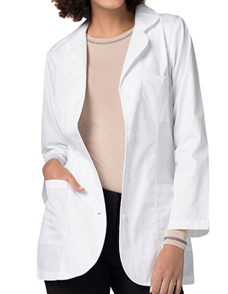 AD-806-Adar 30 Inch Women's Princess Cut Consultation Medical Lab Coat