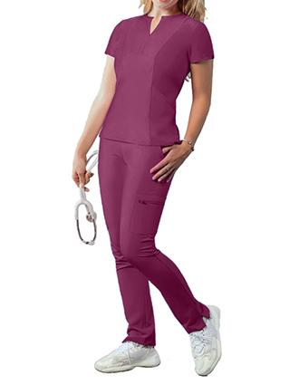 AD-A9600-ADAR Addition Women's Go-Higher Scrub Set