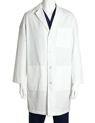BA-9103A-Barco Men's Four Pocket 38 inch Lab Coat