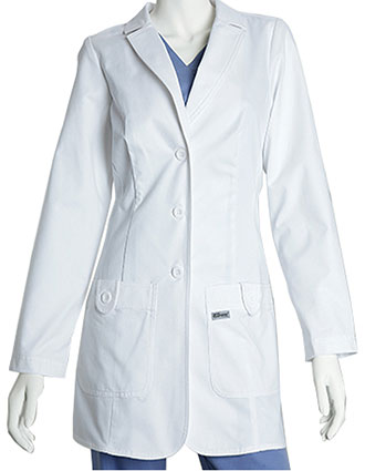 BA-C7446-Clearance Sale! Grey's Anatomy 32 inch Barco Two Pockets Women Lab Coat
