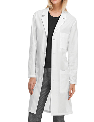 CH-1346AB-Cherokee's Professional Whites with Certainty Plus 40 Inch Unisex Lab Coat