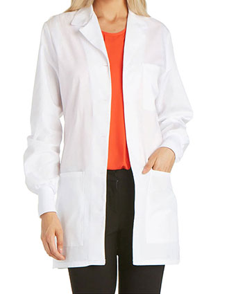 CH-1362A-Cherokee 32 Inch Women's Antimicrobial Lab Coat