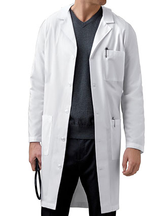 CH-1388-Cherokee Med-Man 40 Inch Mens Long Medical Lab Coat
