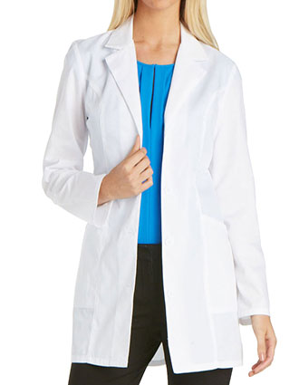 CH-2300-Cherokee 32 inch Two Pockets Womens Medical Lab Coat