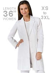 CH-2410-Cherokee Women 36 inch Stylish Medical Lab Coat