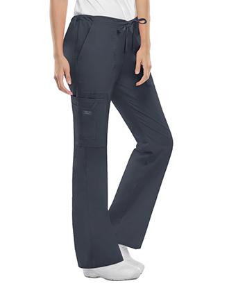 CH-4044-Cherokee Workwear Womens Drawstring Scrub Pants