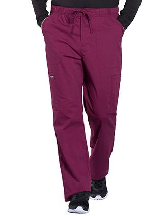 CH-WW190-Cherokee Workwear Professionals Men's Tapered Leg Drawstring Cargo Pant