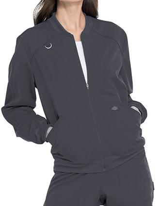 DI-DK365-Dickies Balance Women's Zip Front Jacket