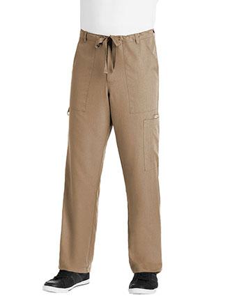 GR-0203-Grey's Anatomy 32.5 Inch Men's Zip Fly Medical Scrub Pants
