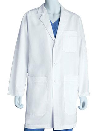 GR-0914-Grey's Anatomy 37 inch Men's Long Labcoat