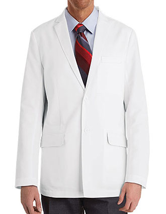 GR-0916-Grey's Anatomy 30 Inch Men's Four Pocket Consultation Lab Coat