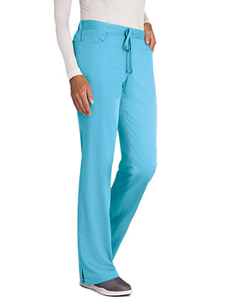 GR-4232-Grey's Anatomy 31.5 Inch Women's Drawstring Medical Scrub Pants