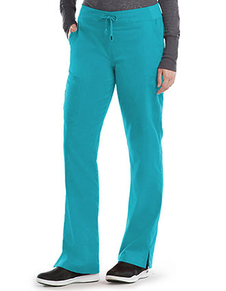 GR-4277-Grey's Anatomy 31.5 Inch Women's Straight Leg Pant