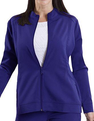 HH-5038-Healing Hands Purple Label Women's Zip Front Dokato Jacket