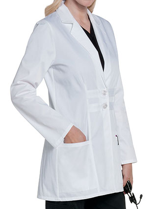 LA-3033-Landau 31 Inch Women's Antimicrobial Lab Coat