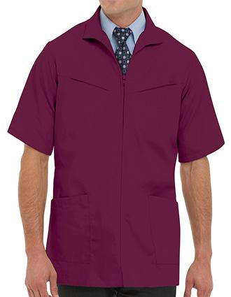 LA-C1140-Clearance Sale! Landau Uniforms 31 inch Four Pockets Men Professional Lab Jacket