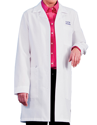 ME-6150-Meta 35 Inch Women's Medical Lab Coat