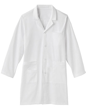 ME-799-Meta Men's 38 Inches Stretch iPad Pocket Labcoat