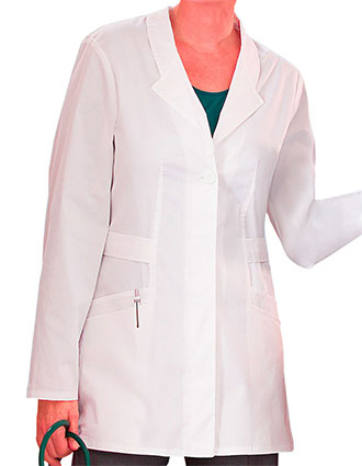 ME-C835-Clearance Sale! Meta Women Stretchable 30 inch Consultation Lab Coat
