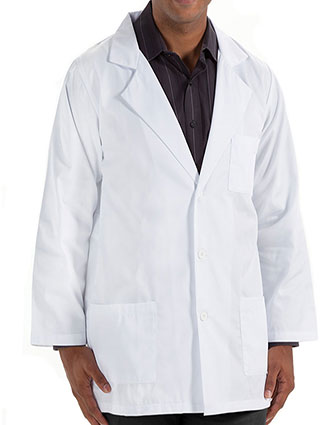 PR-5730-Prestige 32 inches Men's Five Pockets Consultation Lab Coat