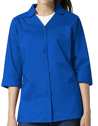 WI-201-Wonderwink 28 Inch Womens Short Lab Coat