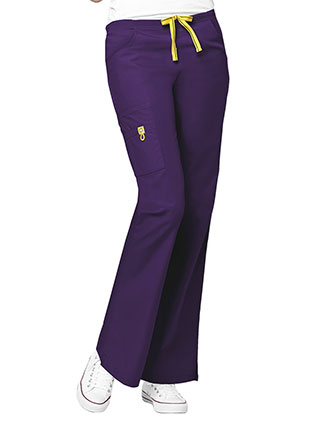 WI-5026-WonderWink 31 Inch Women's The Romeo Flare Leg Nursing Pants