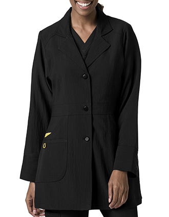 WI-7004-Wonderwink 32 Inch Women's  Performance Lab Coat
