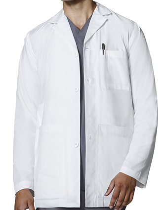 WI-7102-Wonderwink 31.5 Inch Men's Consultation Lab Coat