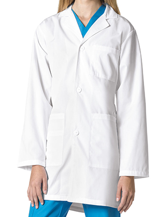 WI-7106L-WonderWink 34 Inch Unisex Origins Lab Coat