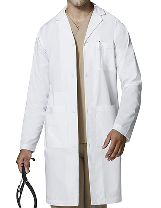 WI-7302-Wonderwink 42 Inch Men's Long Lab Coat