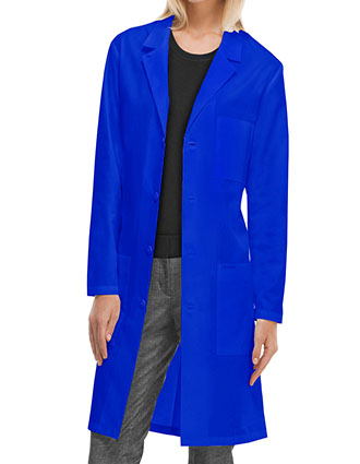 XL-1016-40 inch Assorted Colors Unisex Long Medical Lab Coats