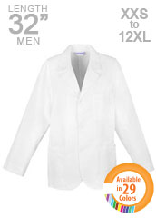 XL-1017-32 inch Three Pockets Mens Consultantion Coat