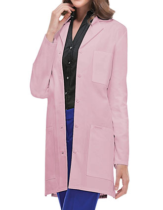 XL-1027-32 inch Multiple Colored Women Short Lab Coat