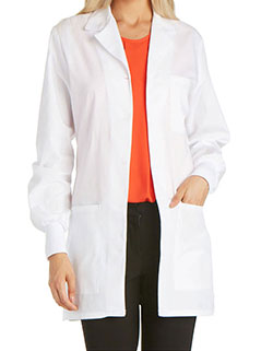 Cherokee 32 Inch Women's Antimicrobial Lab Coat