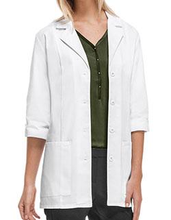 Cherokee 30.5 Inch Women's Three Quarter Sleeve White Lab Coat
