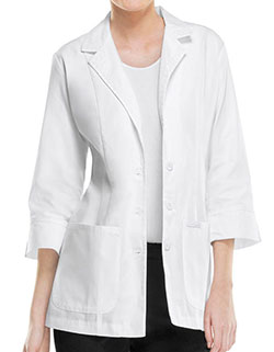 Cherokee 29 Inch Women's Three Quarter Sleeves Medical Lab Coat