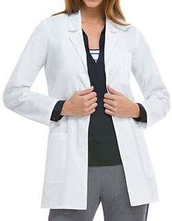Dickies EDS 32 Inches Women's Antimicrobial Lab Coat