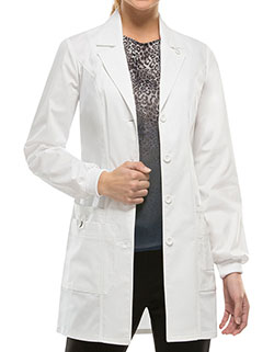 Dickies 32 Inch GenFlex Women's Jr. Fit Lab Coat