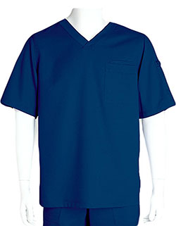 Grey's Anatomy 30 Inch Mens V-neck Scrub Top