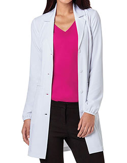 HeartSoul 34 Inches Women's Break On Through Lab-solutely Fabulous Fashion Lab Coat