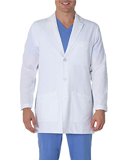 Healing Hands 35.5 Inches Men's Logan Lab Coat