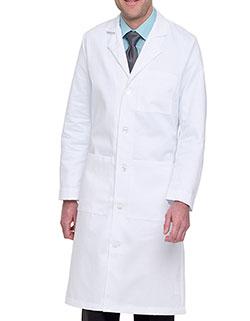 Landau 43 Inch Men's Full Length Lab Coat
