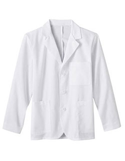 White Swan Meta Male 30 Inch Consultation Lab Coat