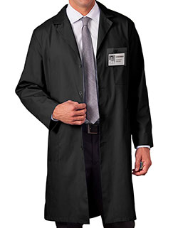 Meta 40 Inch Unisex Colored Medical Lab Coat