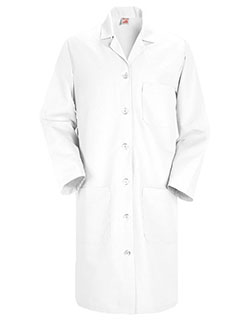 Red Kap 38.25 Inch Women's Four Pockets Long Medical Lab Coat