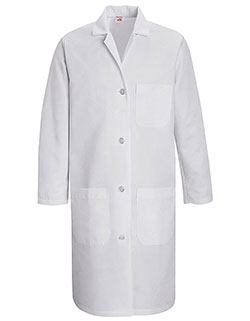 Red Kap 38.25 Inch Women's Three Pockets Staff Medical Lab Coat
