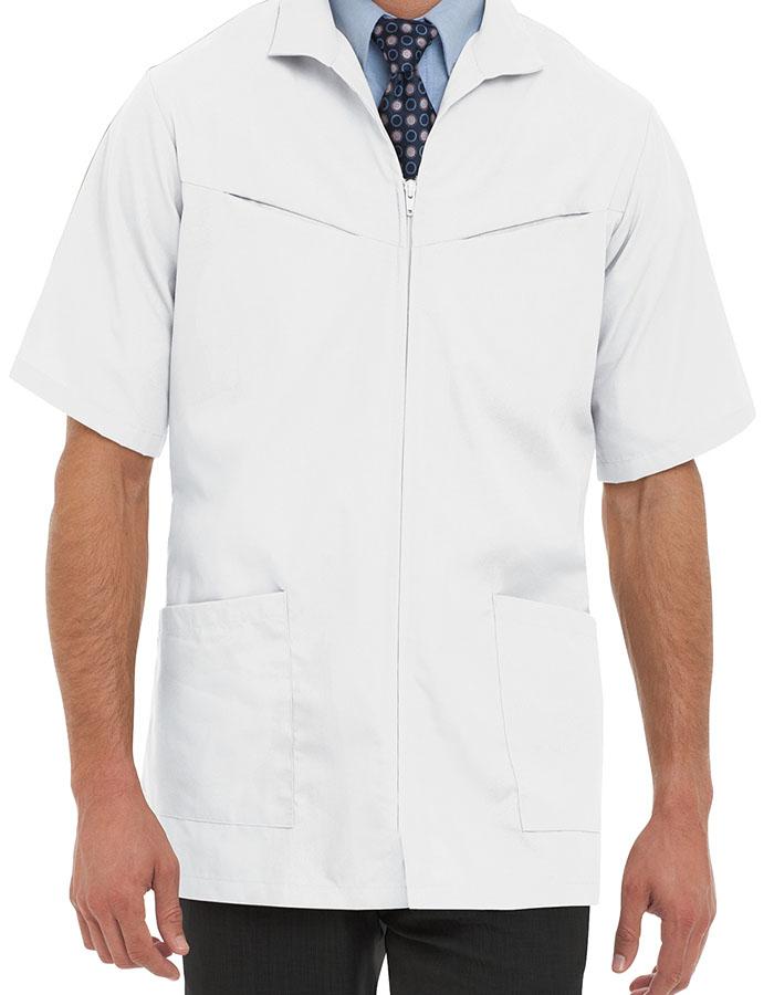 Landau 1140 Men S 31 Inch Four Pockets Professional Lab Jacket
